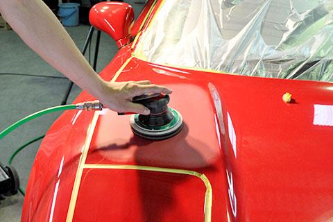 車磨き研究所の磨き