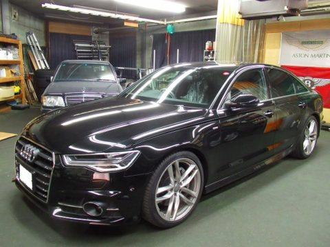 Audi アウディ A6 2.0  TFSI  クワトロ  Sラインパッケージ  4WD オプション施工終了