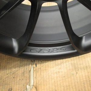 PORSCHE  ポルシェ  991 カレラ4  GTS ホイルガラスコーティング+光触媒コーティング=フルコート施工終了
