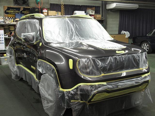 CHRYSLER  クライスラー  Jeep  ジープ レネゲード トレイルホーク(BU13)