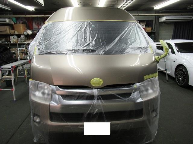 TOYOTA トヨタ ハイエース4WD バーデン(TRH226K)