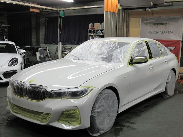 BMW ビーエムダブリュー M340i xDrive(B58B30B)