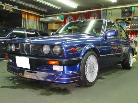 BMW ALPINA ビーエムダブリュー・アルピナ B6 クーペ2.7 オプション施工終了