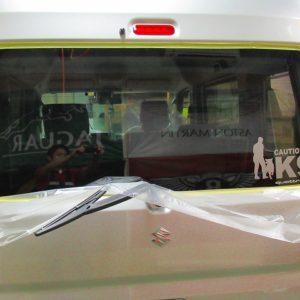 SUZUKI  スズキ  エブリィワゴン  660 JPターボ 4WD オプション施工=スプラッシュビュー・ウインドウフッ素コーティング施工終了