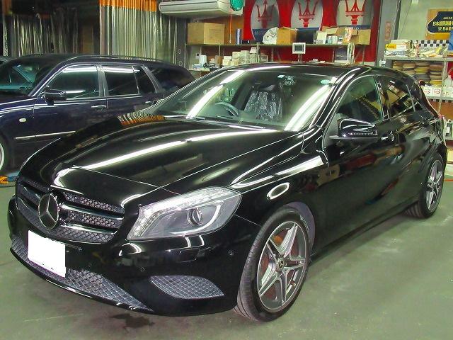 Mercedes-Benz  メルセデスベンツ  A180 スポーツ(176042)