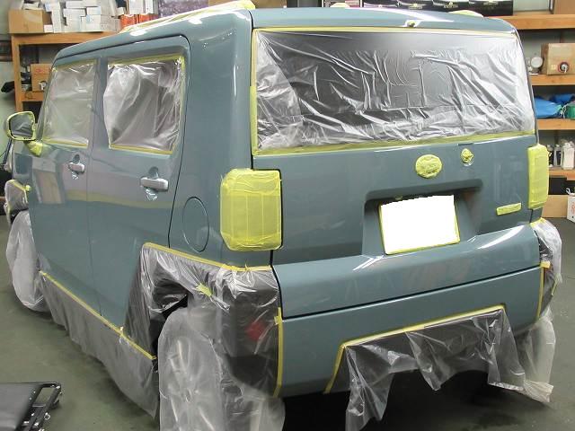 DAIHATSU ダイハツ タフト Gターボ4WD(5BA-LA910S)