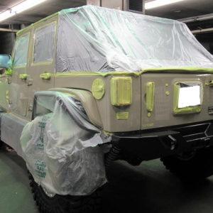 CHRYSLER  クライスラー  Jeep  ジープ  ラングラー UNLIMITED  RUBICON  3.6ℓ(JL36L)会員様限定施工=機能強化カメレオン・メンテナンスセットコース施工終了