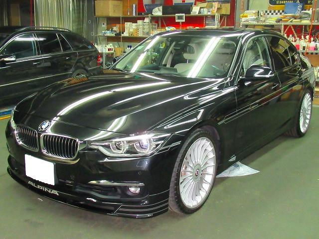 BMW ALPINA ビーエムダブリュー・アルピナ B3BiTurboリムジン(ABA-3R20)
